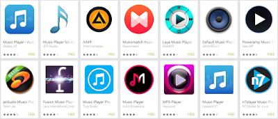 Aplikasi Android Terbaik Musik dan Video