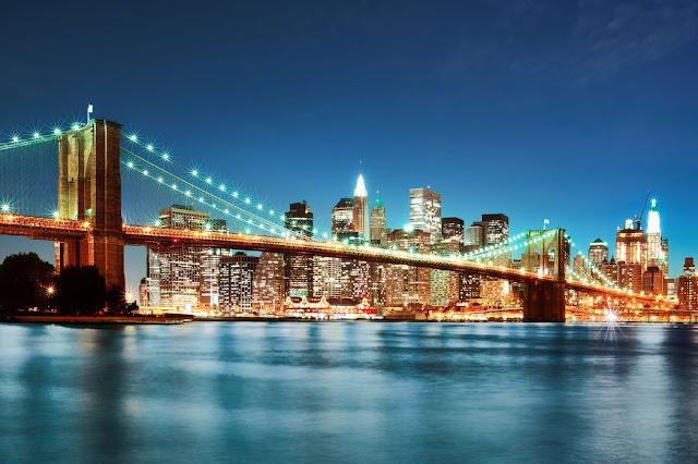 new york tapetti brooklyn bridge