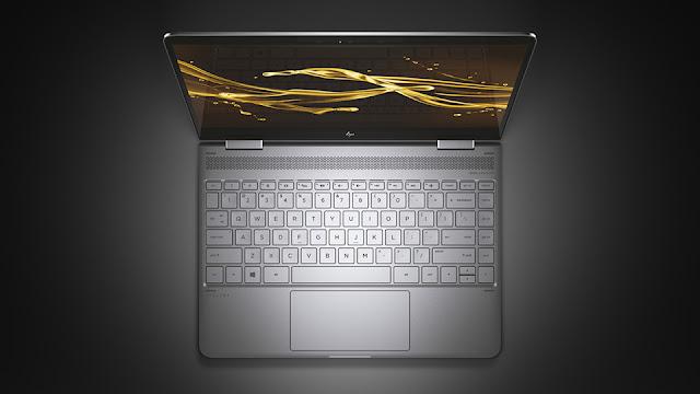 HP Spectre x360: nâng cấp cấu hình mạnh mẽ cùng với thiết kế mới