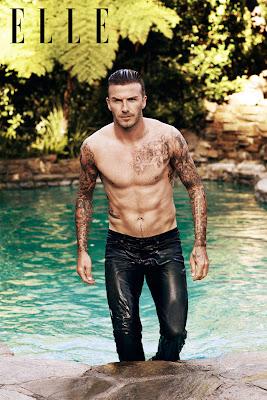 Muso da semana: David Beckham
