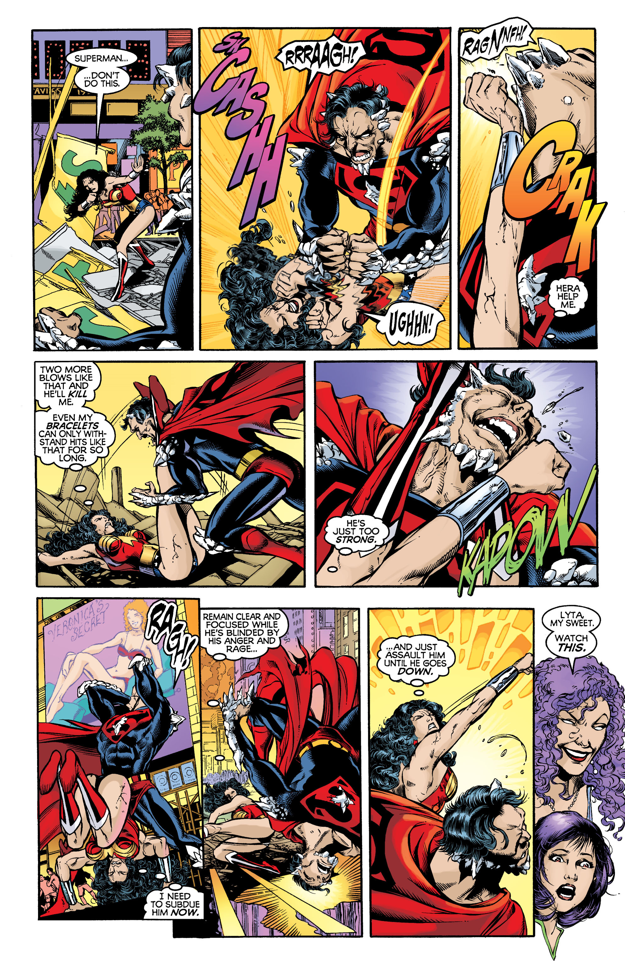 Read online Wonder Woman (1987) comic -  Issue #175 - 15