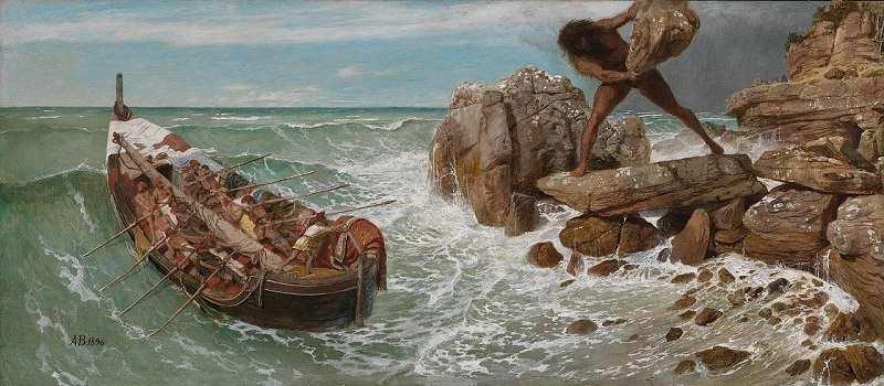 O Mito de Odisseu [ Ulisses] e os Ciclopes