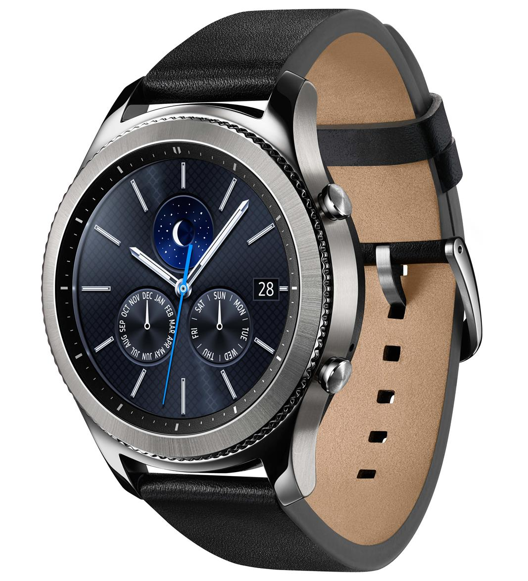 Samsung announces Gear S3 in 2 variants at IFA 2016