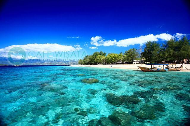 Wisata Gili Trawangan Lombok Menjadi Favorit Wisatawan Asing