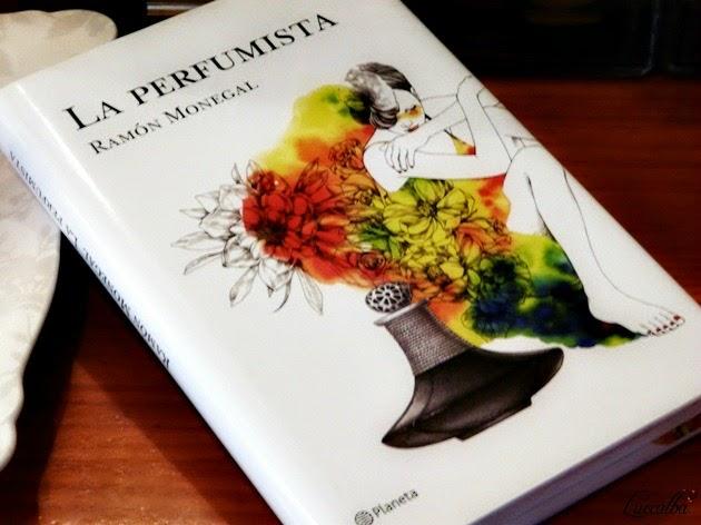 Libro La perfumista