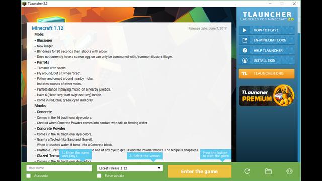Launcher: TLauncher - O launcher pirata com skins!