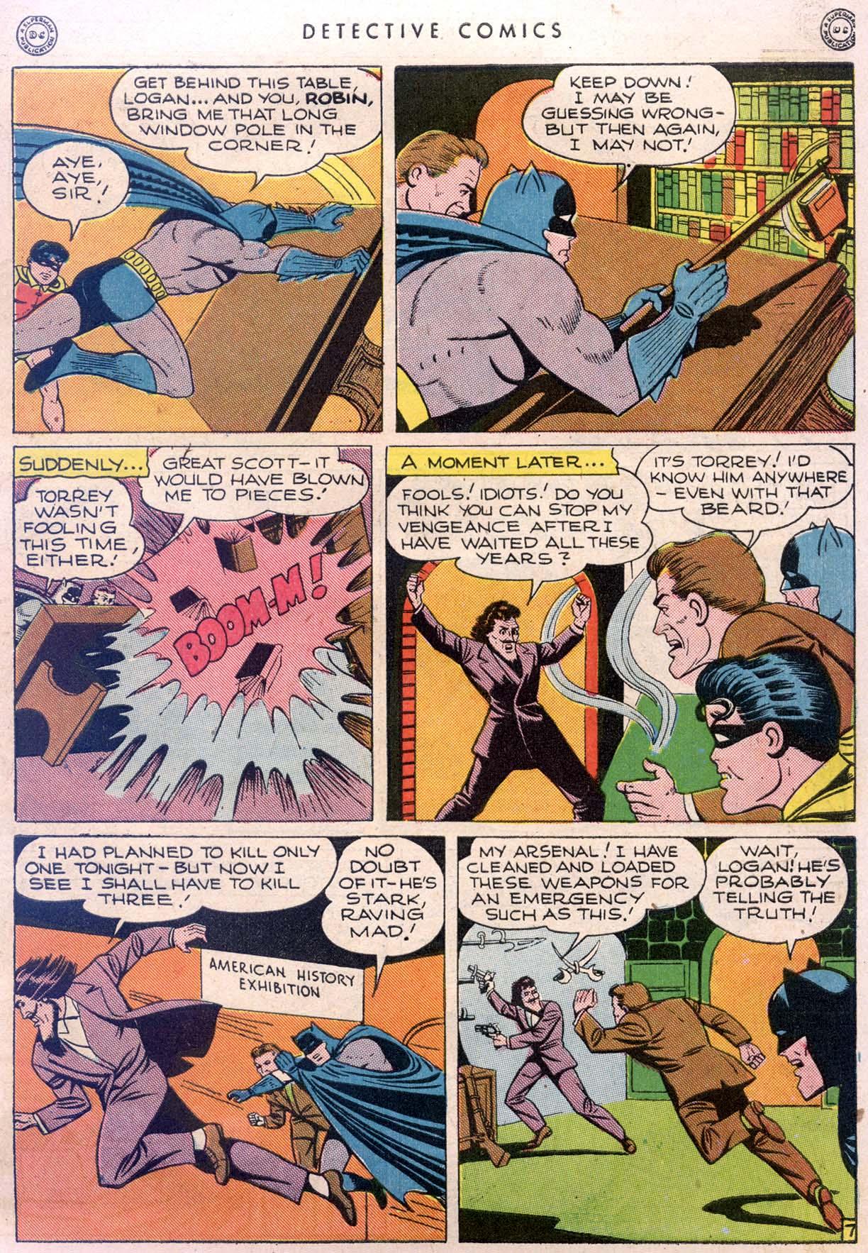 Read online Detective Comics (1937) comic -  Issue #106 - 9