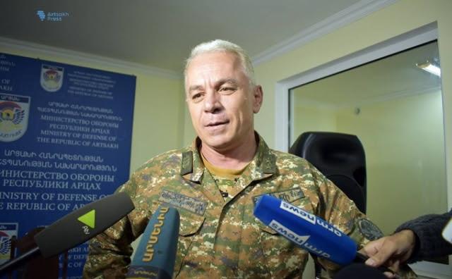"Stepanakert acusa a Bakú de ""guerra de francotiradores"""