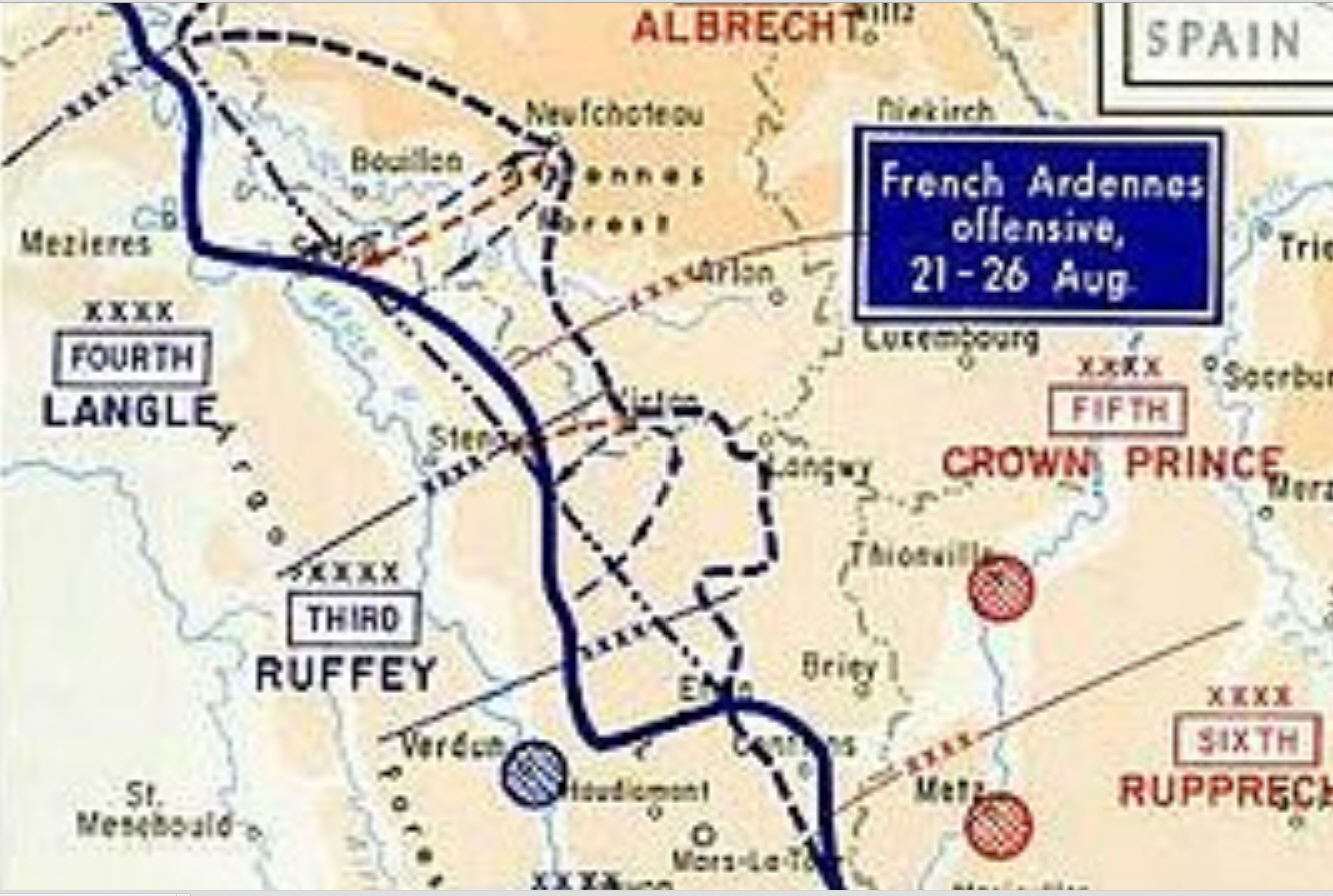 the failure of the schlieffen plan The schlieffen plan was a battle plan, drawn up by german tacticians, to secure  victory against both france and russia.