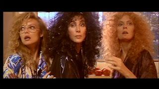 Michelle Pfeiffer, Cher, Susan Sarandon