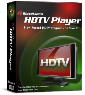 Blaze hdtv player 6.6