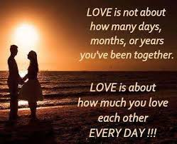 True Quotes About Love