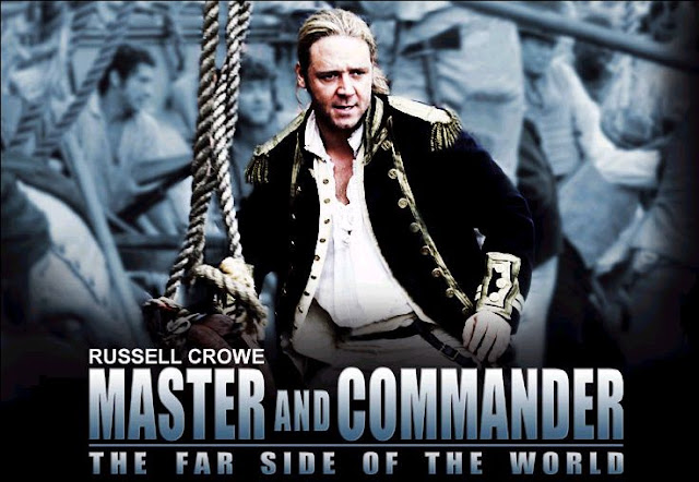 Hantu Baca Film Kolosal Terbaik Wajib di Tonton MASTER AND COMMANDER: THE FAR SIDE OF THE WORLD (2003)