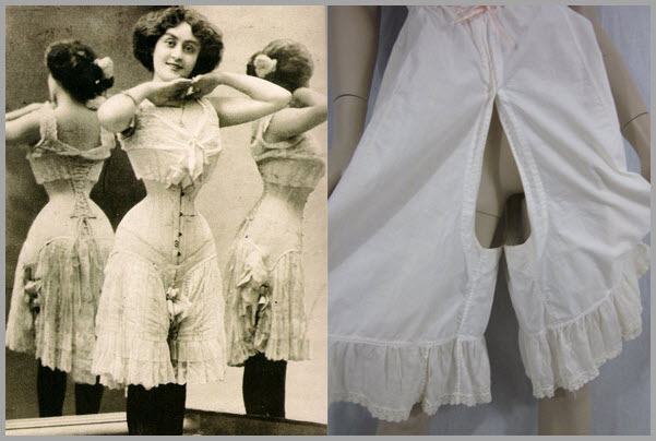 f28270d08 A BRIEF HISTORY OF KNICKERS | S T R A V A G A N Z A