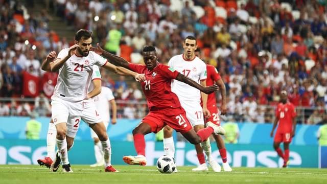 Panama vs Tunisia - Piala Dunia 2018