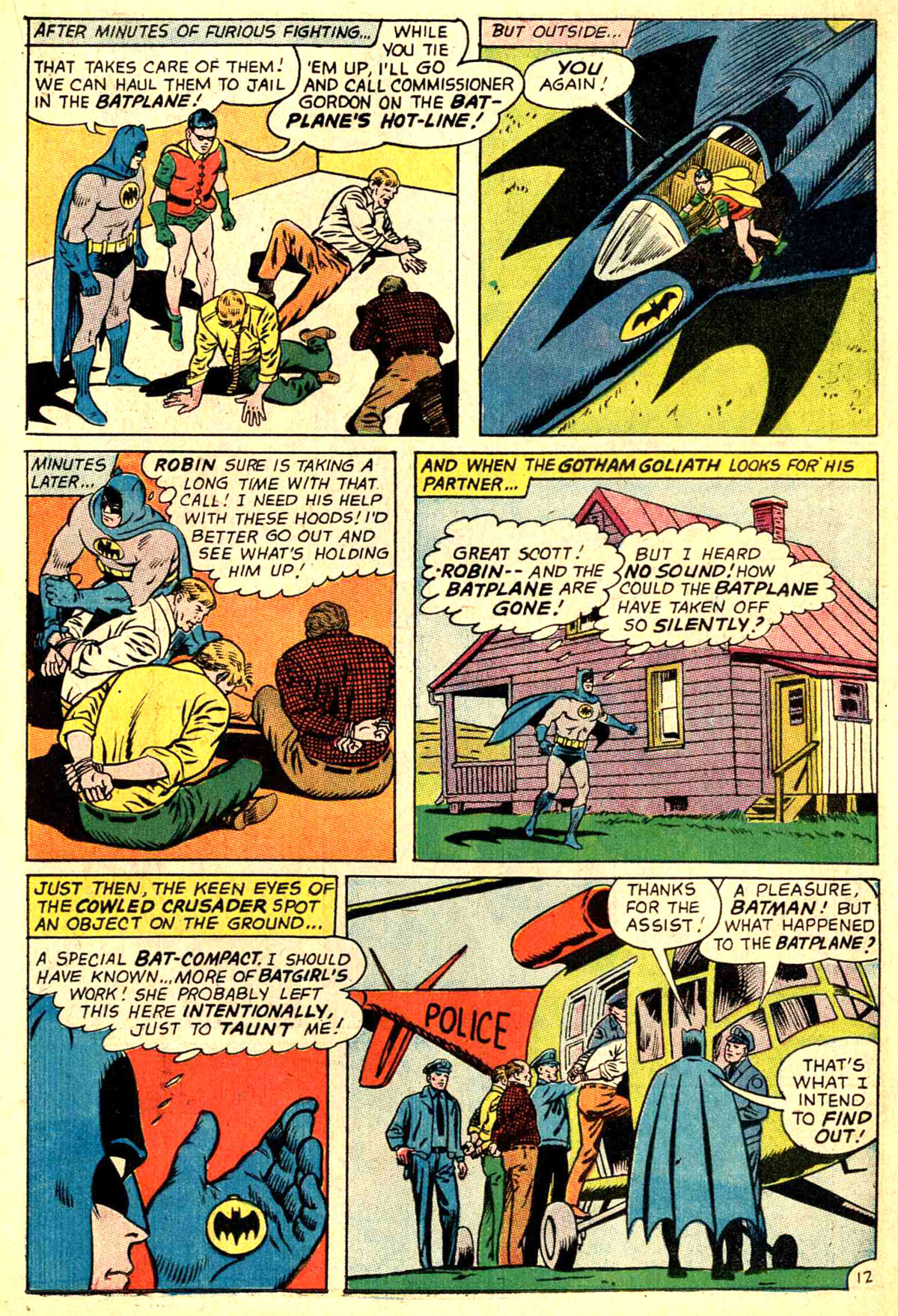 Read online World's Finest Comics comic -  Issue #169 - 15