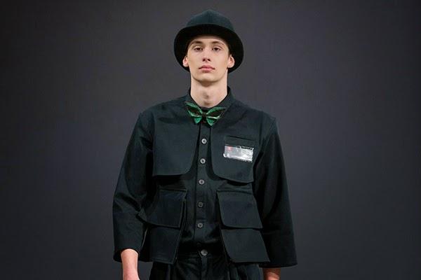 Riga Fashion Week | One Wolf AW15