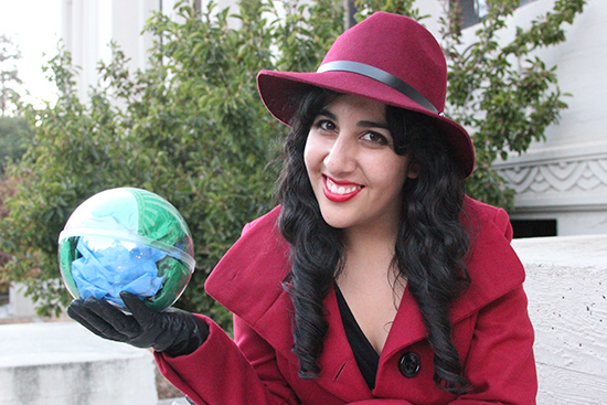 Where in the World is Carmen SanDiego Costume