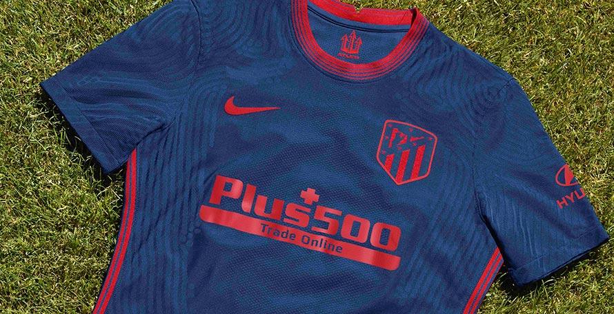 Atlético Madrid 20-21 Away Kit Released - Footy Headlines