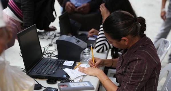 Jornada Especial de Registro Electoral en el exterior finaliza este domingo, conozca los requisitos exigidos