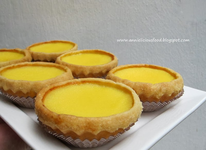 Asian Butter Cake Recipe