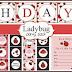 Ladybug Free Printable Party Pack.