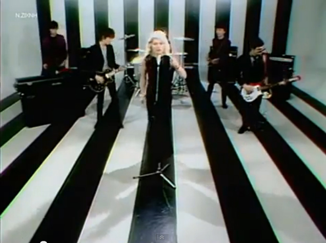 Album Covers Galore Blondie Parallel Lines 1978