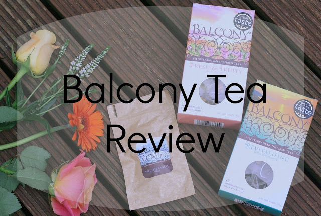 Balcony tea review
