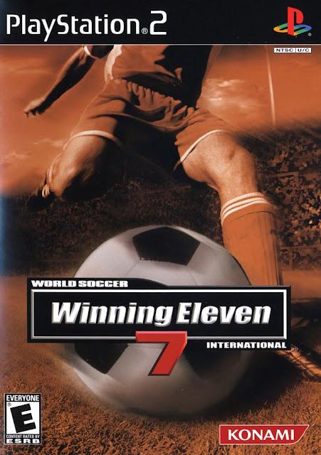 World Soccer Winning Eleven 7 International ps2 iso rom download