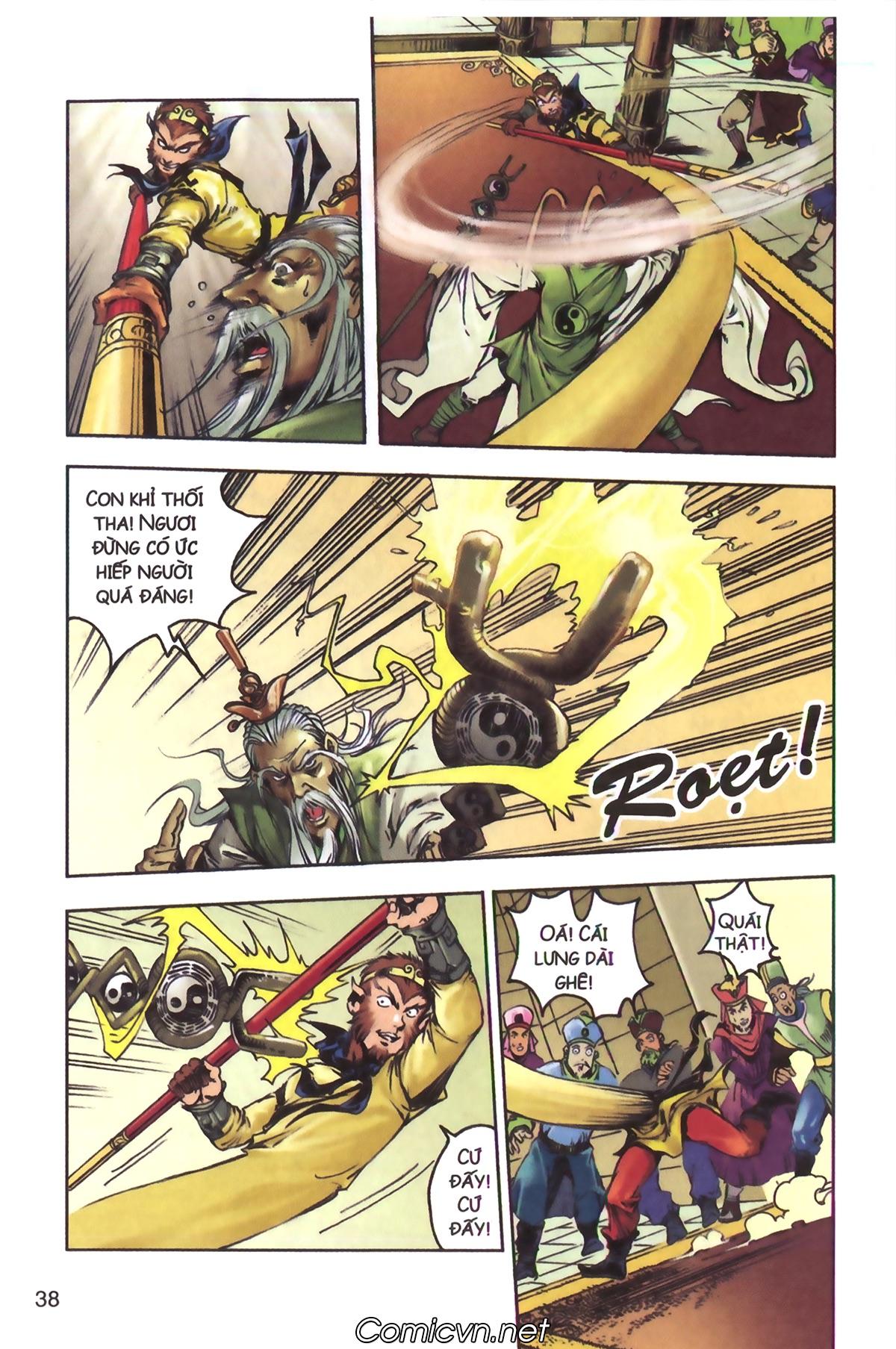 Tây Du Ký màu - Chapter 130 - Pic 18