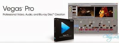 Sony Vegas Pro 12 (2013) Build 770 64 bit Full Version Free Download With Keygen Crack Licensed File