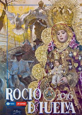 Romería del Rocío 2016 - Hermandad de Huelva - Raúl Berzosa