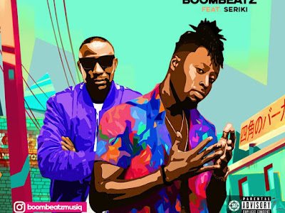 DOWNLOAD MP3: Boombeatz ft Seriki - Gabazie
