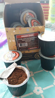 crazy cups Cinnamon Churro KCups Coffee 2