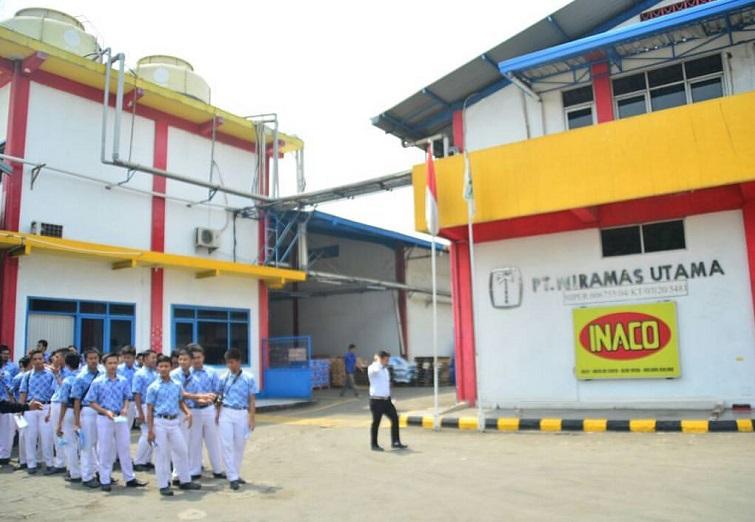 Loker Via email Di Bekasi PT.Niramas Utama (INACO)
