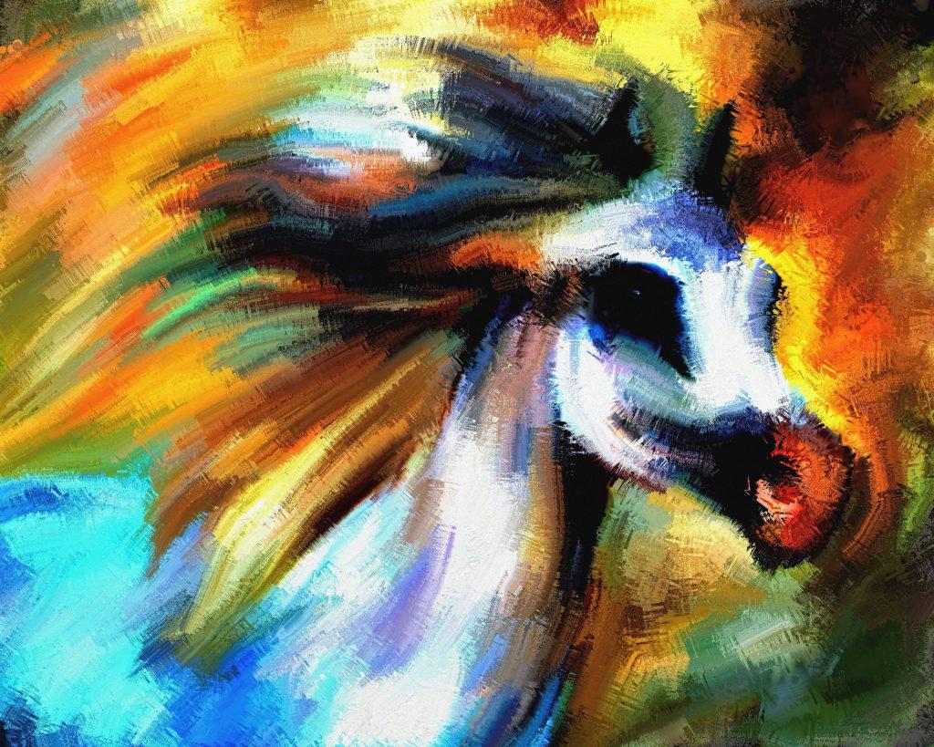 Abstract Painting Ideas Acrylic: Acrylic Painting And Crafty Ideas: Abstract Acrylic