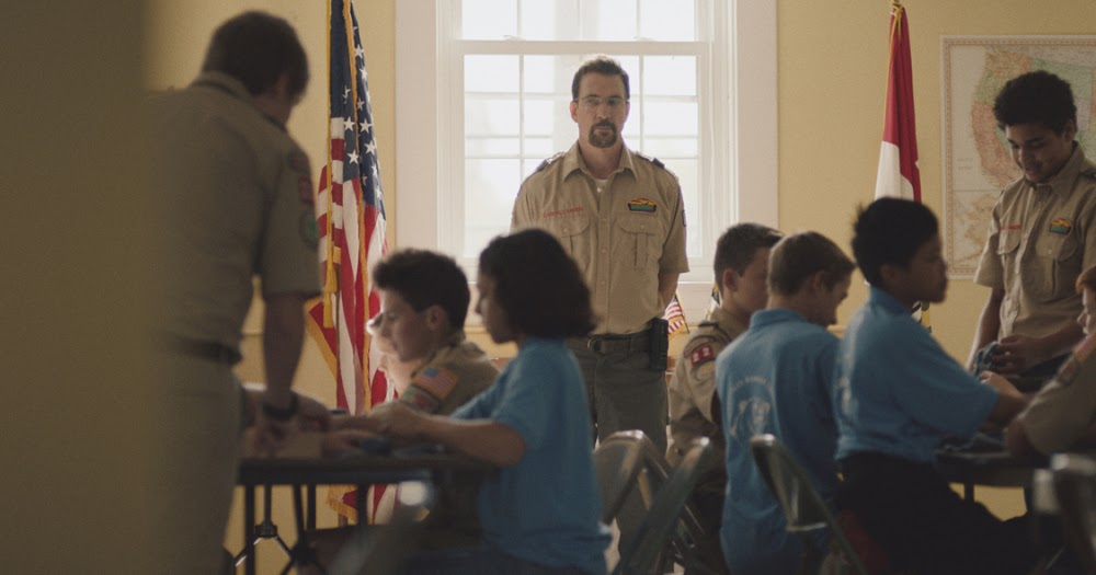 'The Clovehitch Killer' Trailer: Dylan McDermott Is A Boy Scout Troop Leader With A Deadly Hobby