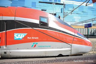 Trenitalia presenta le innovazioni con Sap