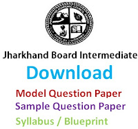 JAC Intermediate (12th) Model Question Papers 2017 Sample Question Papers & Blueprint Download