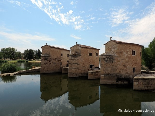 Las Aceñas de Olivares, Zamora, Castilla y León