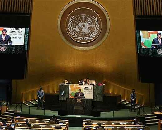 Voto de Venezuela en la ONU fue suspendido por mala paga (debe $24 millones)