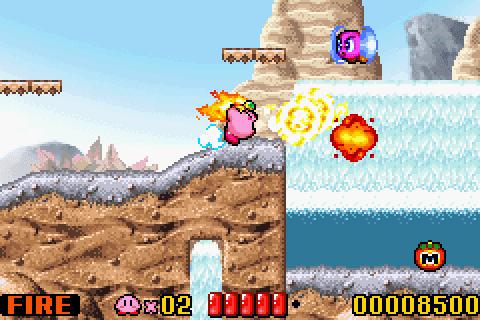 สูตร Kirby Nightmare In Dream Land GameShark Codes