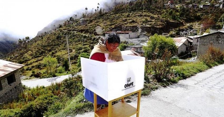 ELECCIONES 2017: ONPE inició capacitación a electores de Puno para la consulta de revocatoria - www.onpe.gob.pe