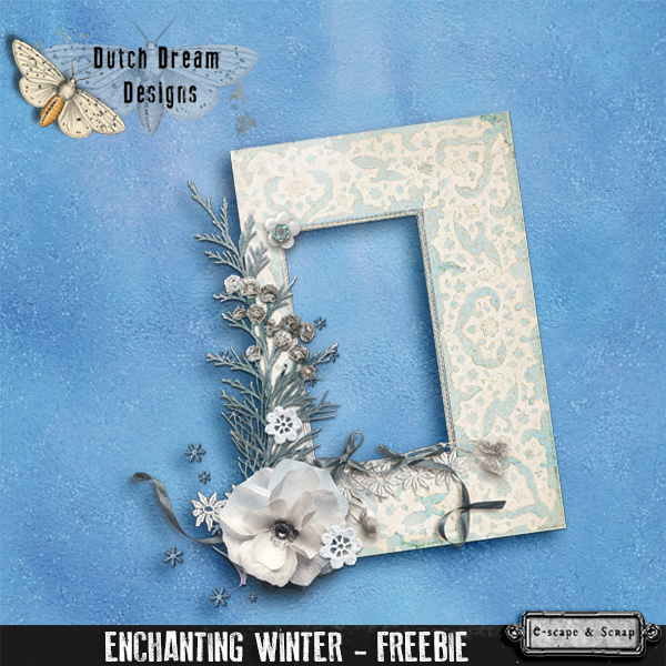 ENCHANTING WINTER FREEbie for YOU