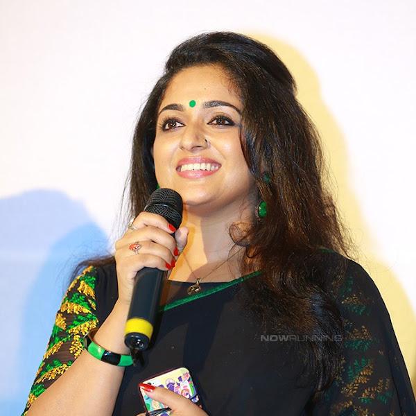 Kavya Madhavan latest photos from Pinneyum Movie Press Meet