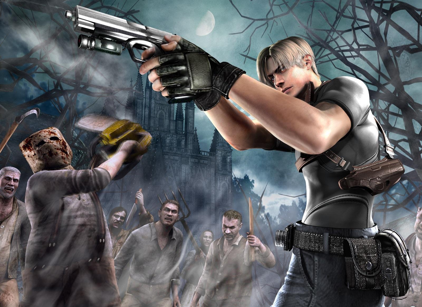 Top Spec Gaming Resident Evil 4