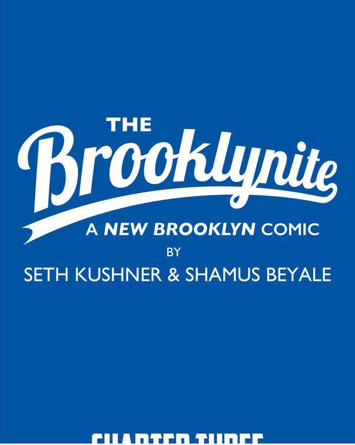 The Brooklynite - Chapter 3
