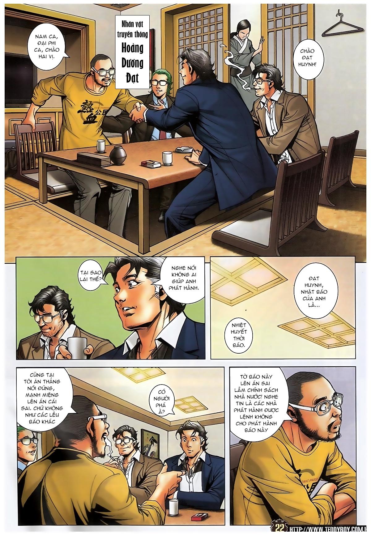 Người Trong Giang Hồ - Chapter 1573: Chuyện bên bếp lẩu - Pic 18