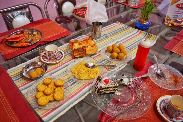 shape99, dining table, shiv sangal, muzaffarnagar, Raksha Bandhan