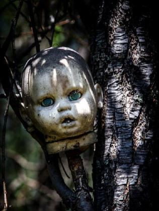 Creepiest Town In Mexico: The Abandoned Island Of The Dolls!